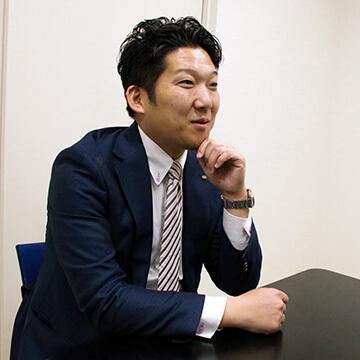 大矢伝動精機株式会社  専務取締役 大矢顕様
