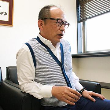 株式会社アサヒ 代表取締役 浅原浩貴様